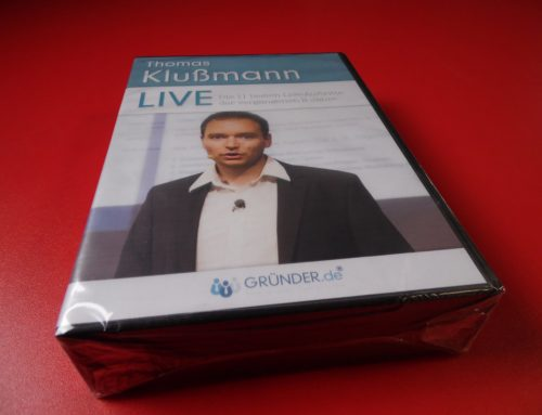 DVD Verpackung cellophanieren